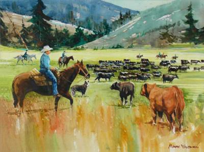 Michael Tonick Ranch 32