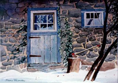 The Blue Door 44