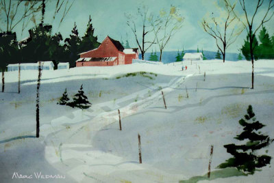 Winter Motif 48