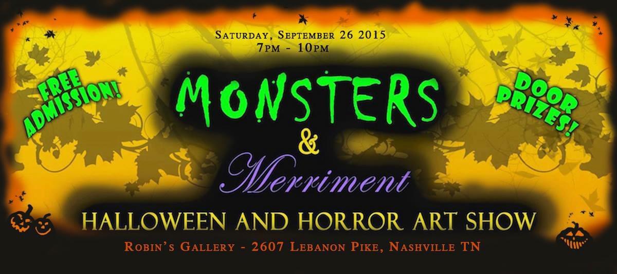 Monsters & Merriment 2015