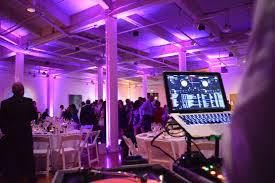 State of the art sound and lighting