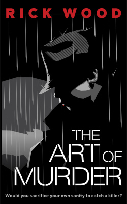 Book cover for upcoming 'The Art of Murder'