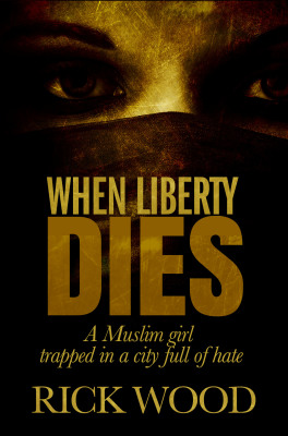 The book cover for When Liberty Dies
