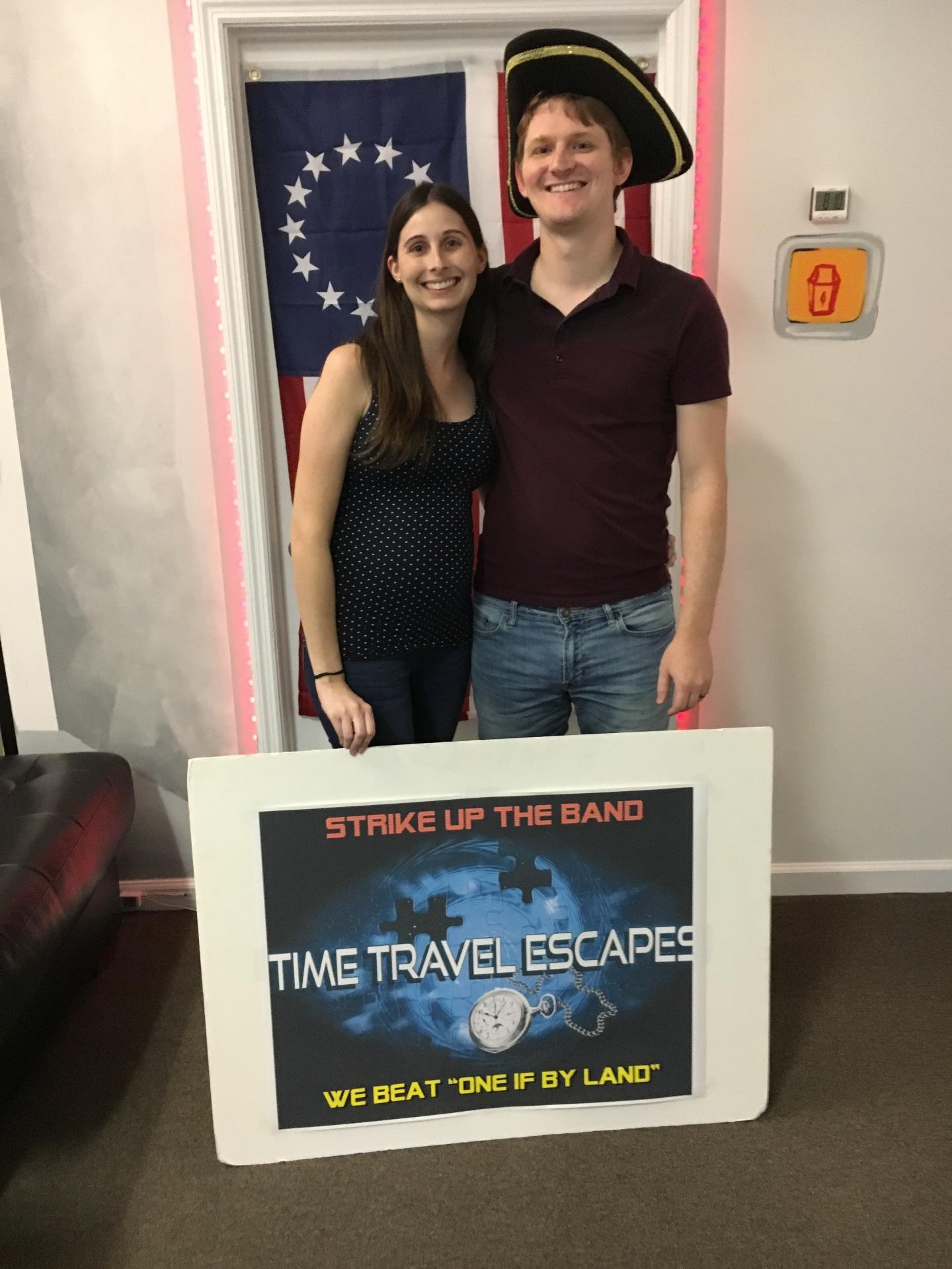 Jeff & Becky Save The Nation