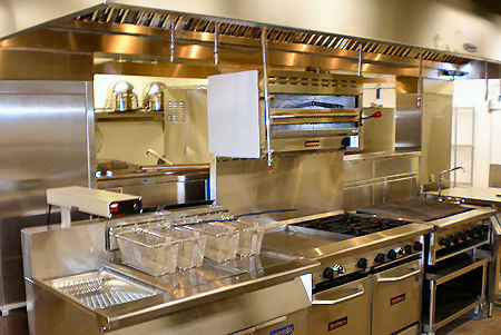 Commercial Kitchen Repairs and Service