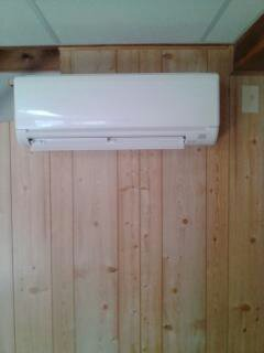 Ductless Evaporator (Mini-Split), We install Fujisu  33 seer systems