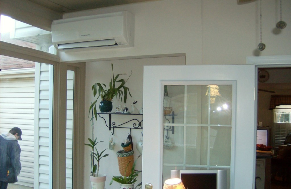Ductless Mini Split, We install Fujisu  33 seer systems