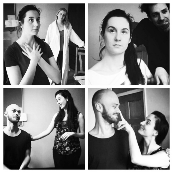 Rehearsal Photos from It's Only Murder