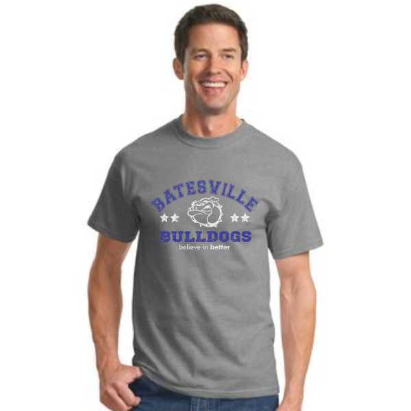 11-PC61 Adult Basic Tee $7.95
