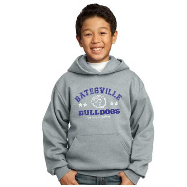 22-PC90YH Youth Hoody $19