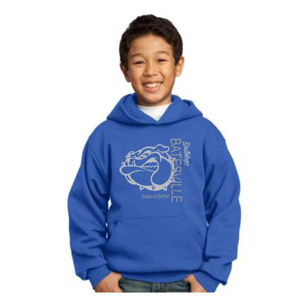 24-PC90YH Youth Hoody $19