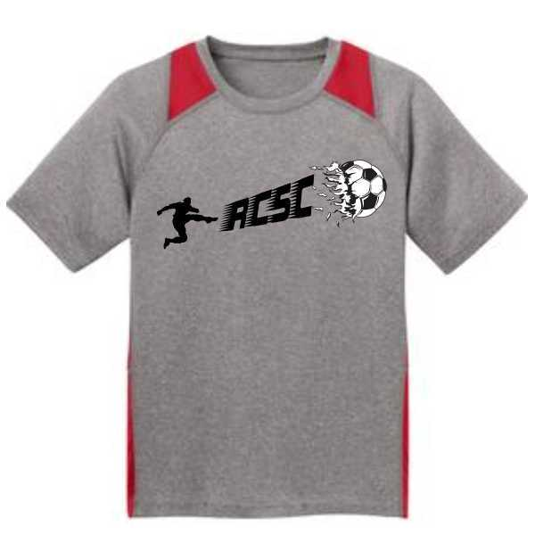 1YST361 Youth Contender Tee $14.75