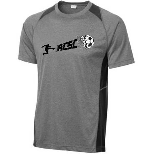 2ST361 Adult Heather Contender Tee $16.25