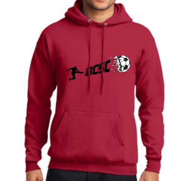 7PC78H Classic Pullover Hooded Sweatshirt $22.50