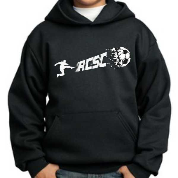 6PC90YH Youth Pullover Hooded Sweatshirt $15.50