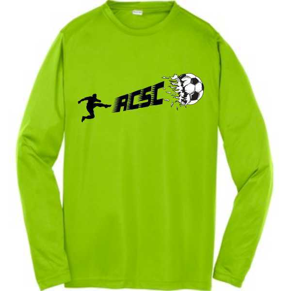 4YST350LS Youth Long Sleeve Contender Tee $15.00