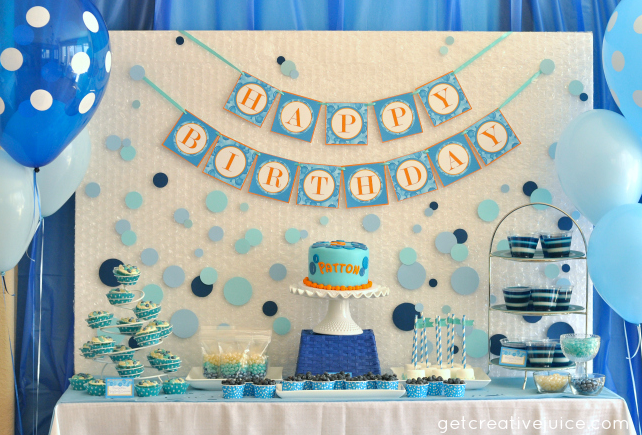 Plan an incredible birthday party with Heaven Sent Wedding Consultants