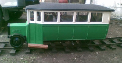 County Donegal railcar
