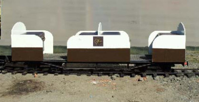 2-Compartment Carriage