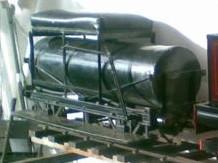 Tanker Wagon