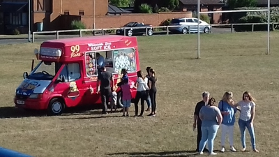 ICE CREAM VAN AVILABLE