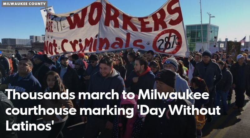 1000's Rally in MKE