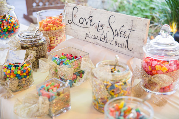 Candy Bar just because Life is Sweet!