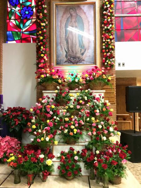 Our Lady of Guadalupe Festival