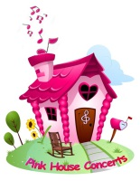 Pink House Concert Logo
