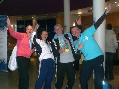 Dublin Marathon 2009