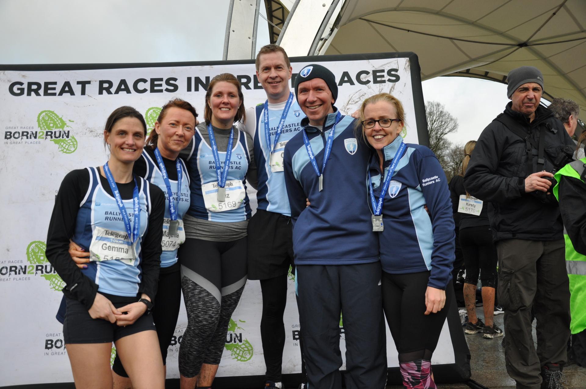 2018 Antrim Run forest Run