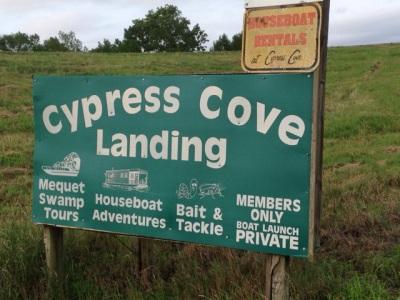 Cypress Cove Landing