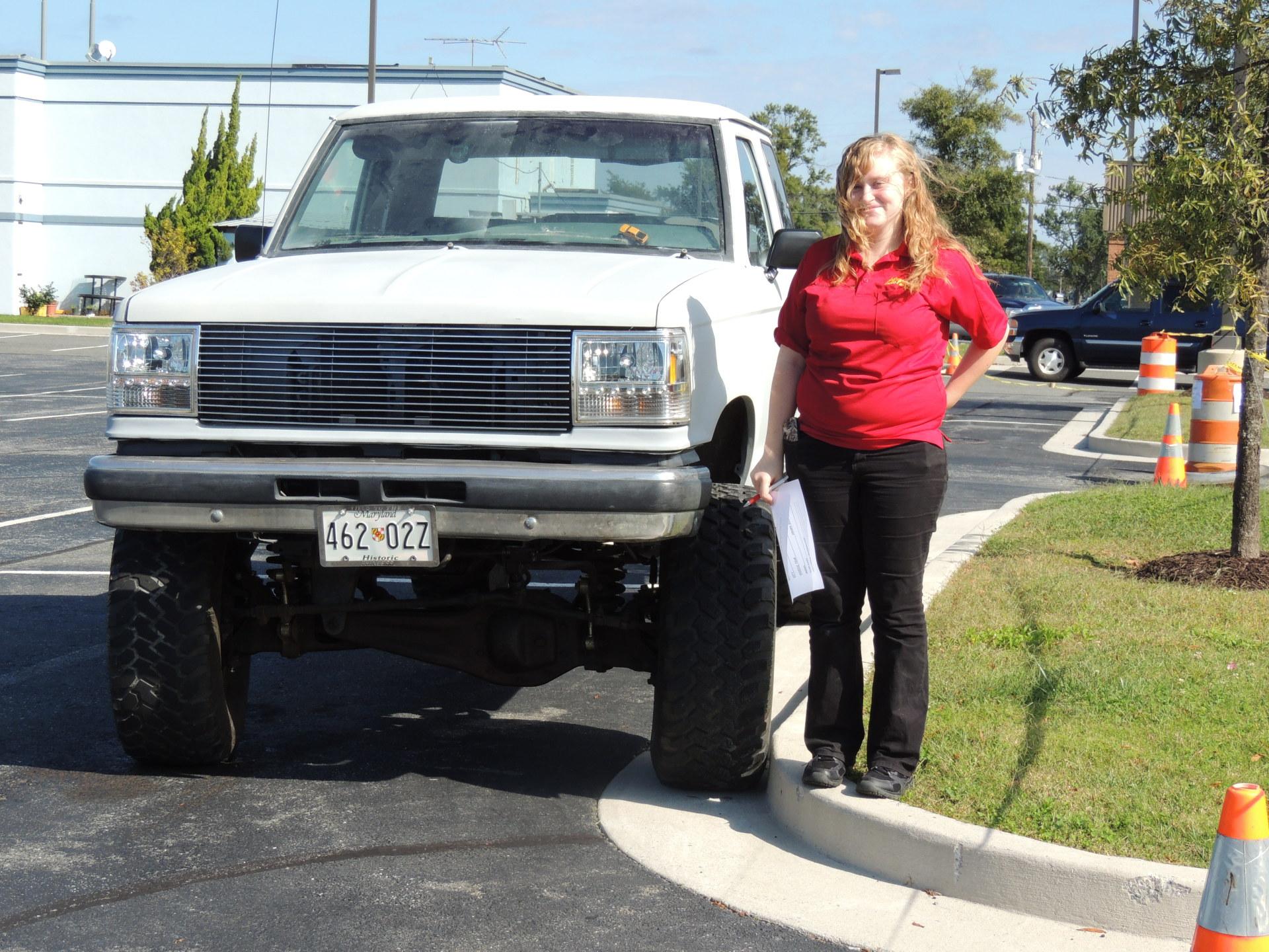 91 Ford Ranger