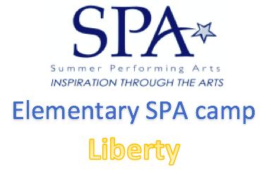 Liberty Elementary SPA Camp