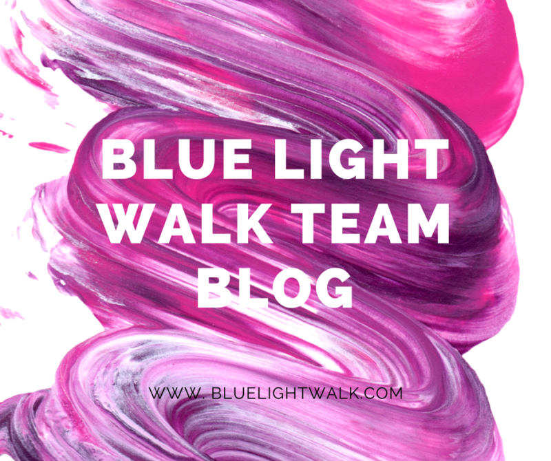 Blue Light Walk Blog - Amazing Generosity