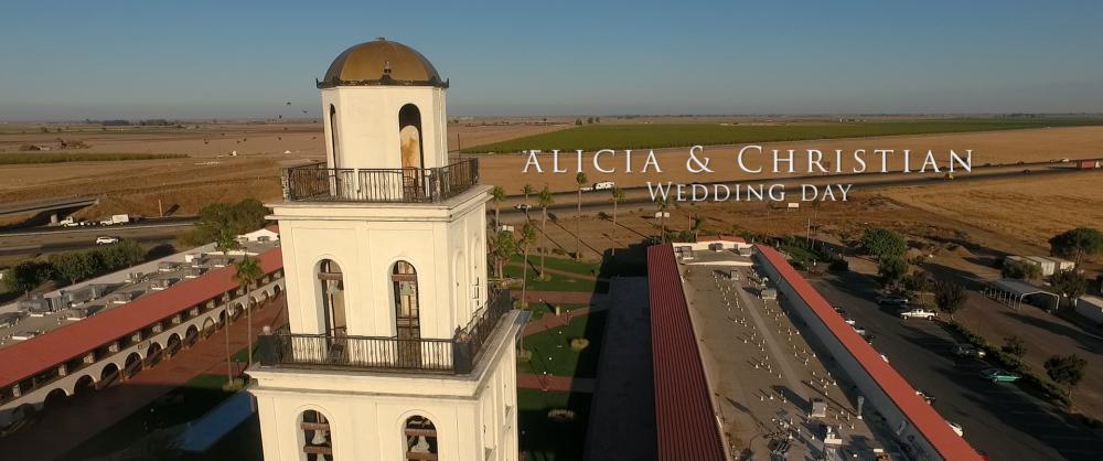 Alicia and Christian's Wedding Teaser