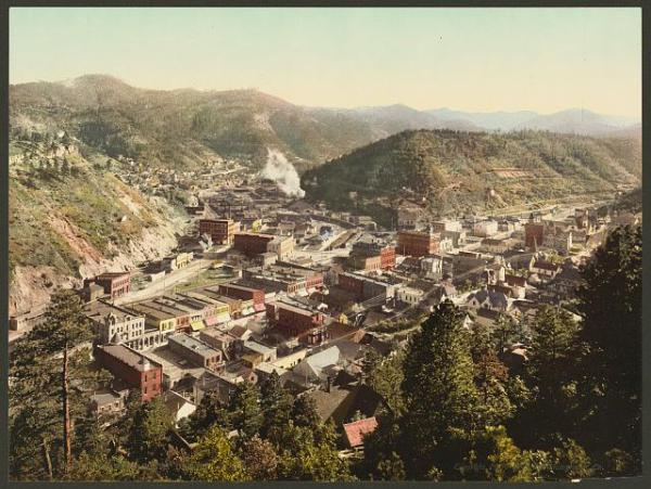 Deadwood 1900