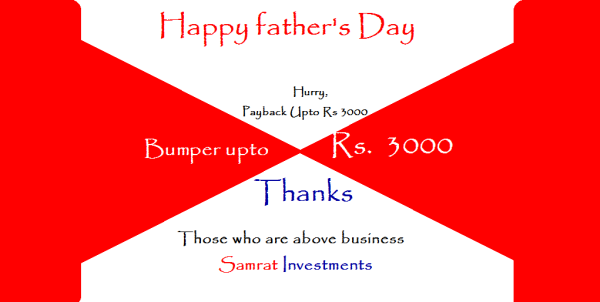 invest, economy, wealth, income, capital, gain, assets, return, samrat investments, samratindialtd, samrat india ltd, samratinvestments, life, growth, money, finance, investments, mutual funds, savings, profit, business, piggy valley, sam inspyr,  money, billionaire, student growth, global growth, annually return, trust, banking, moneyback, funding, secure money, secure life, payback, moneyback, offers, cashback, hurry, limited offer, father's day