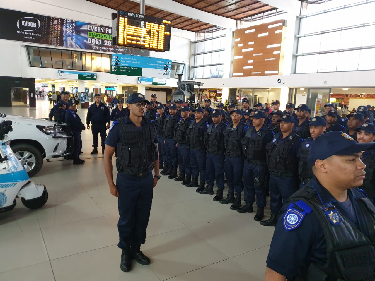 JOINT MEDIA RELEASE: Rail Enforcement Unit deployed for another year
