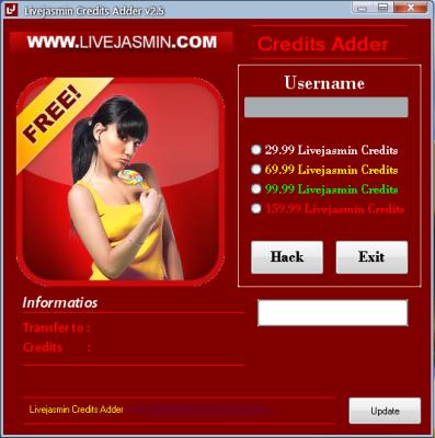 LiveJasmin Hack