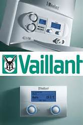 New Vaillant boiler and Controls