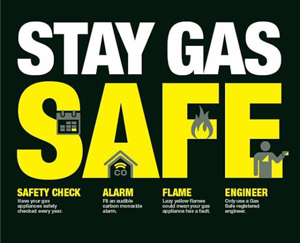 Stay Gas Safe Maidstone appliance Safety Check