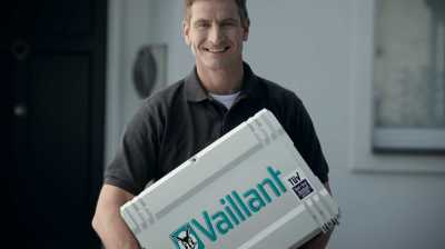New vaillant engineer for homes boiler