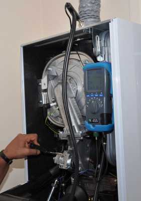 Boiler safety checks Hixa Heating