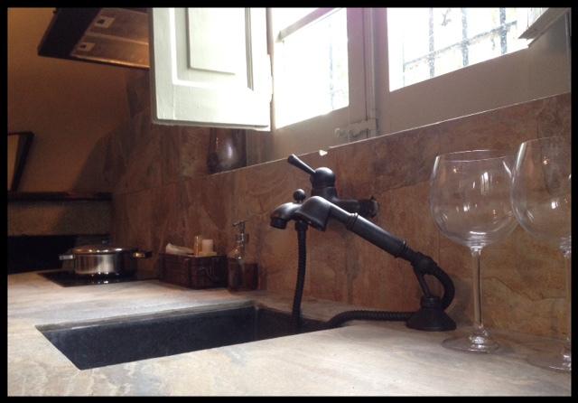 Design Barcelona Artists Kitchen Guest House Rent Art consult