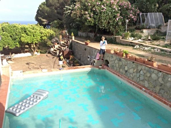 House Rental Barcelona art consult vacancy 2 bedrooms pool