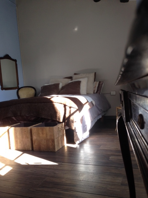 Bedroom Guest House Rental Art Consult Barcelona Design