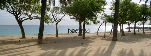 Beach House Rental Barcelona Spain