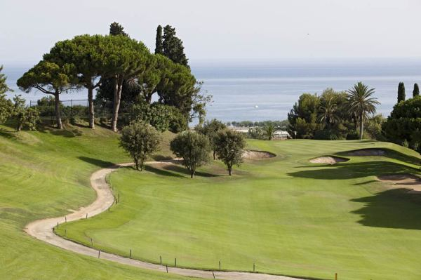 Golf house rental Barcelona, BnB, B&B Barcelona Golf, housetrip, rental golf vacation barcelona