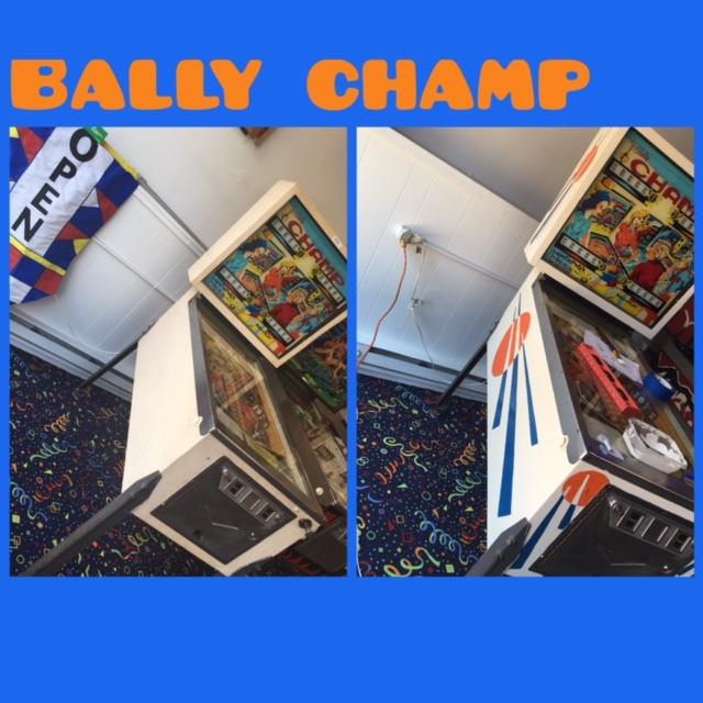 Bally, Champ